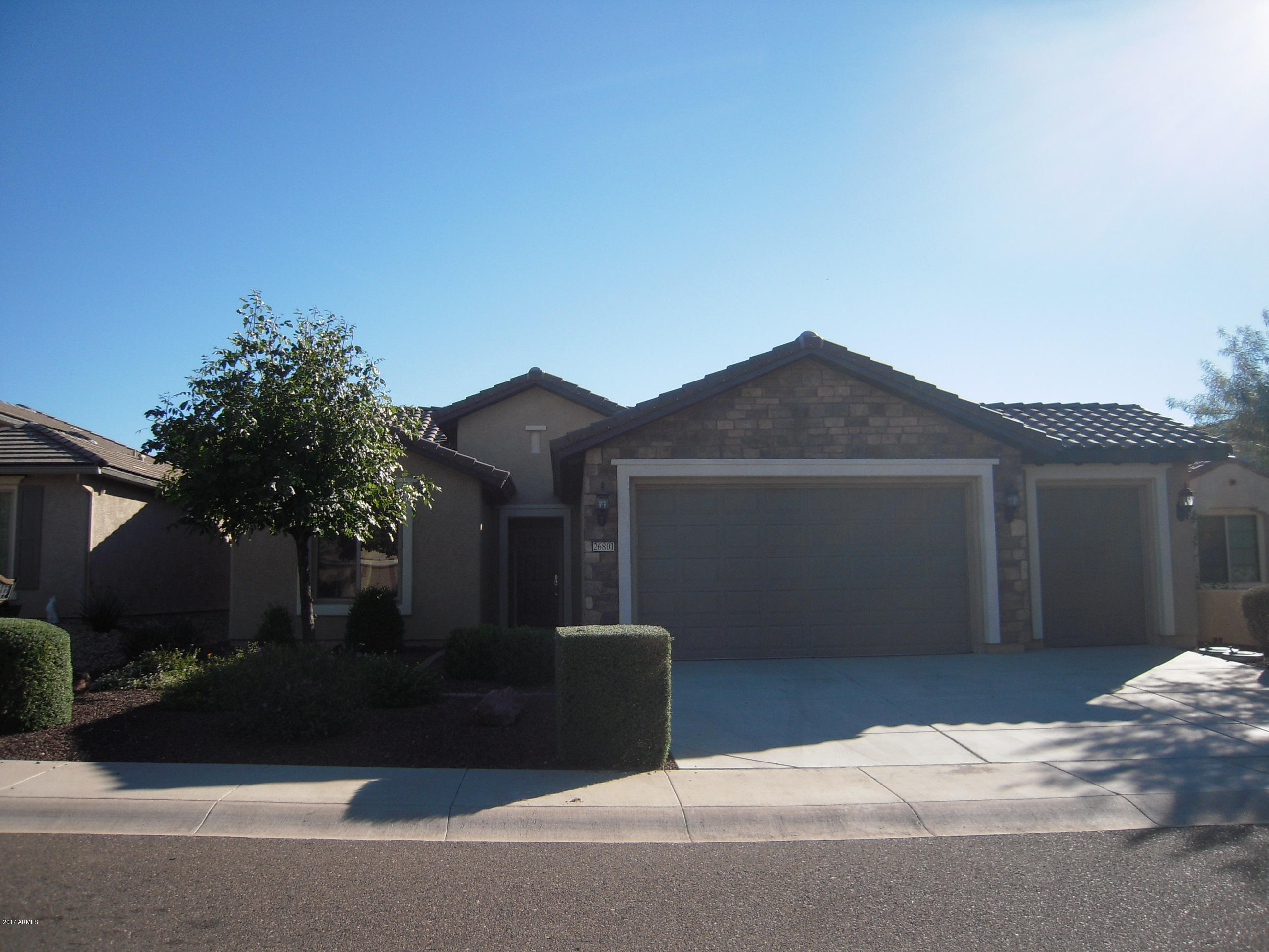 Photo of 26801 W ROSS Avenue, Buckeye, AZ 85396