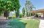 GRASSY AREA OF BACKYARD