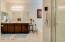 Higher Countertops, Dual Sinks