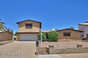 4518 W PARADISE Drive, Glendale, AZ 85304
