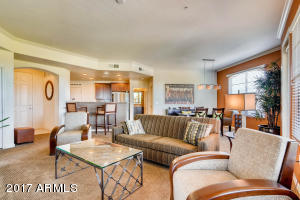 The minute you enter this luxury condo you are impressed with the size of the open Great Room concept