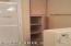 Master Bath - Shower Built for Two and Deep Linen Closet