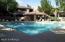 Crystal Clear Blue Pool