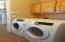 Laundry Room W/ Cabinets- Nice!
