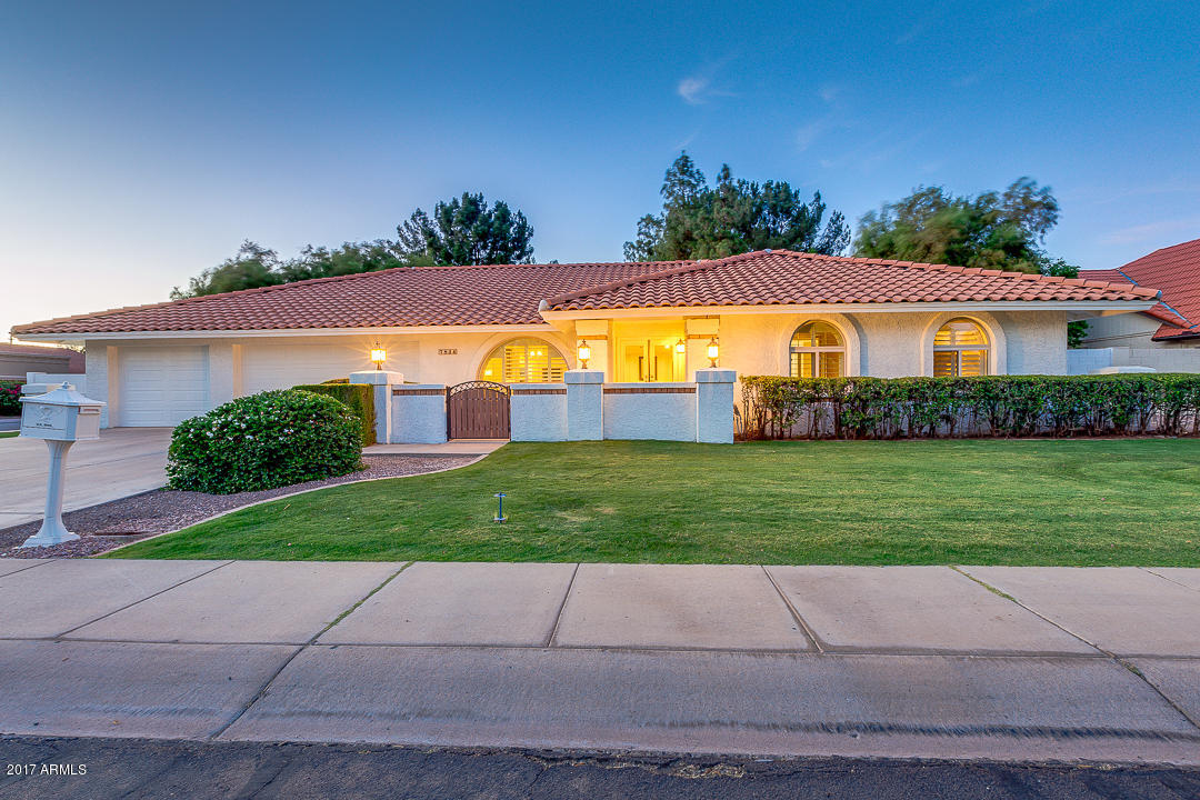 7834 E North  Lane Scottsdale, AZ 85258