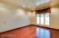 Main Level Den/Bedroom #5 with Walk In Closet