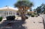 Completely fenced backyard on a large lot will be great for a dog or provides a little privacy,