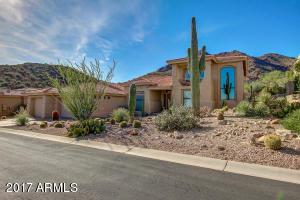 Mountain & City Light Views; Property Embraces AZ Living