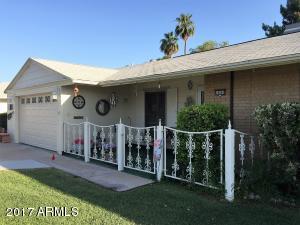 10201 W BOLIVAR Drive, Sun City, AZ 85351