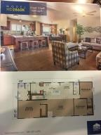 Floor Plan and pics of model furniture and decor not included