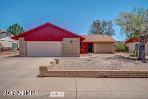 5315 W BARBARA Avenue, Glendale, AZ 85302