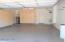 Floor to Ceiling Cabinets; Epoxy Floor; Water Softener Hot Water