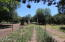 Two huge paddocks/pastures with covered stall/manger.