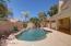 Great Yard with Pebble Tech Pool