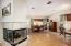 Great room off kitchen. Currant owner uses as a huge dinning room.