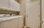 Laundry with Cabinets
