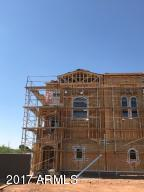 Ladera end unit #1154. Early fall completition.