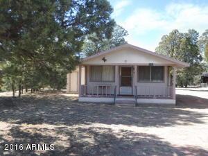 2872 MUSTANG Trail, Overgaard, AZ 85933