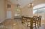 Real wood floors, updated light fixtures