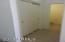HALL TO 1/2 BATH HAS DOUBLE DOOR CLOSET