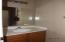 1/2 bath downstairs