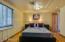 Master Bedroom with en-suite bathroom and walk-in closet