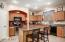 ENTERTAINING IS EASY IN THIS BEAUTIFUL KITCHEN! GRANITE, ISLAND, WALK IN PANTRY!