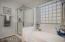 GARDEN SOAKING TUB AND SEPARATE SHOWER!