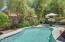 PEACEFUL BACKYARD RETREAT! NICELY TREE SHADED FOR ADDED PRIVACY!