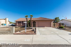 3925 W WOODRIDGE Drive, Glendale, AZ 85308