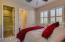 Bedroom #2 with upgraded en suite.