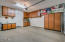 2-car garage with great storage space!