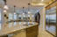 Upgraded granite countertops and stainless steel appliance package.