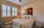 Spacious bedroom #2.