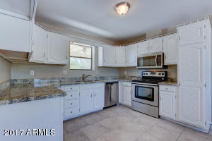 Totally remodeled kitchen, top to bottom. Beautiful!