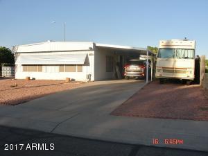 RV Parking & Full length carport