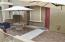 Another view of the front courtyard shows plenty of room to relax, BBQ, and enjoy being outdoors with your neighbors.