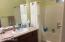 Here is the full bathroom for the south master bedroom.