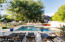 Saltwater diving pool, waterfall feature & hot tub & expansive yard