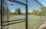 Lighted community tennis courts