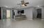 Open floorplan with spacious kitchen and great room.