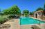 Relax in the refreshing community pool, just a short walk from your home.