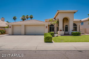 Welcome to your new home in Canyon Springs that sits on a premium Golf Course Lot next to Hole 7 and offers amazing mountain views.