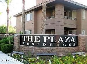 Entry To Plaza (Gated Community)