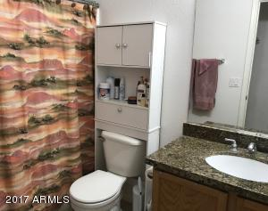Bathroom 2 with Granite Counter