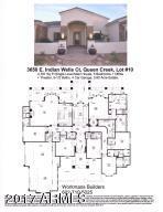 3650 E Indian Wells Court, Gilbert, AZ 85298