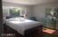 bedrooms w/garden views