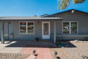 This home at 1700 W Pampa Avenue is two blocks from Dobson High and a stone's throw to beautiful Palo Verde park.