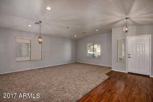 Formal Liviing room and dining room