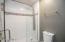 Upstairs Bath Custom Shower